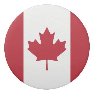 カナダの旗の消す物 消しゴム
