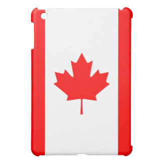 カナダの旗のAppleのiPadの場合 iPad Miniカバー