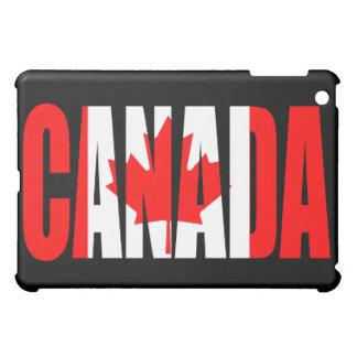 カナダの旗のiPadの場合 iPad Mini カバー
