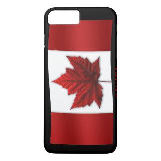 カナダの旗のiPhone 7の場合のカスタムなカナダの例 iPhone 8 Plus/7 Plusケース