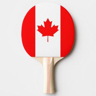 カナダの旗、カナダ 卓球ラケット