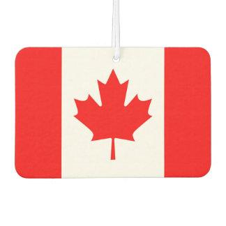 カナダの旗 カーエアーフレッシュナー