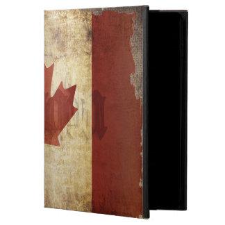 カナダの旗/グランジ… POWIS iPad AIR 2 ケース