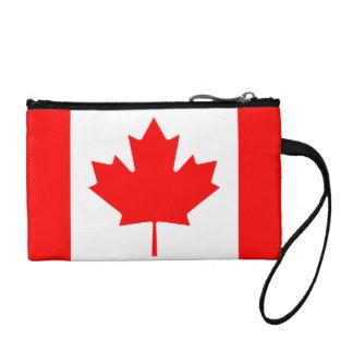 カナダの旗 コインパース