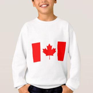 カナダの旗 スウェットシャツ