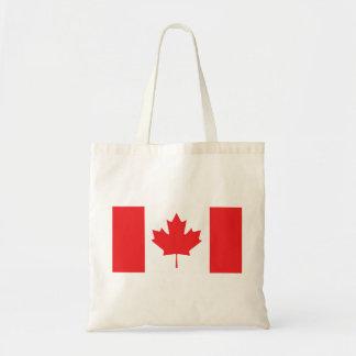 カナダの旗 トートバッグ