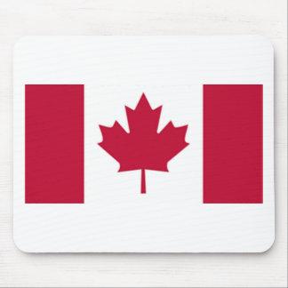 カナダの旗 マウスパッド
