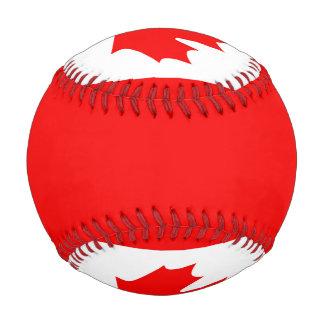 カナダの旗 野球ボール