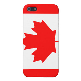 カナダの旗 iPhone 5 COVER