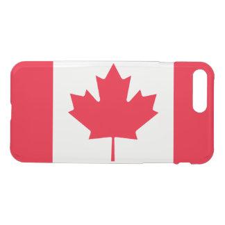 カナダの旗 iPhone 8 PLUS/7 PLUS ケース