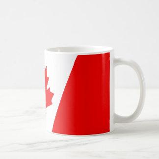 カナダの色 コーヒーマグカップ
