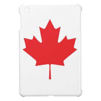 カナダの葉 iPad MINIケース