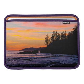 カナダの西環太平洋地域の国立公園の予備 MacBook スリーブ