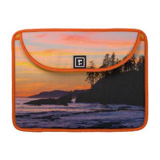 カナダの西環太平洋地域の国立公園の予備 MacBook PROスリーブ