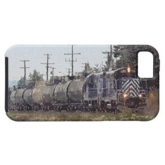 カナダの貨物列車のiPhone 5の場合 iPhone SE/5/5s ケース