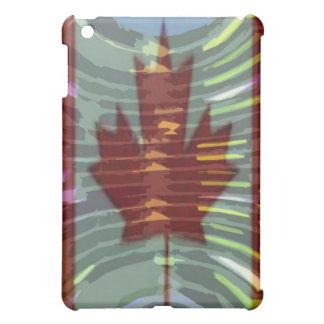 カナダの金ゴールドMapleLeaf -多様性の成功 iPad Miniケース