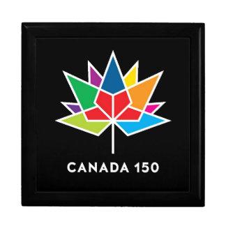 カナダの150thギフト用の箱 ギフトボックス
