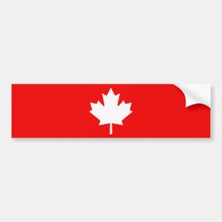 カナダは150年1867年の記念日を確立しました バンパーステッカー