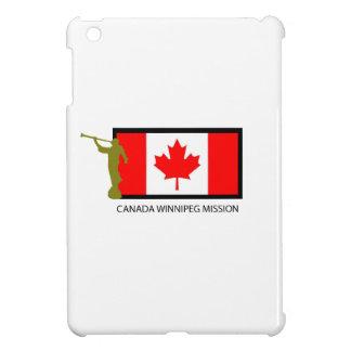 カナダウィニペグの代表団LDS CTR iPad MINIケース