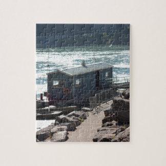カナダ人のナイアガラ川の海岸 ジグソーパズル