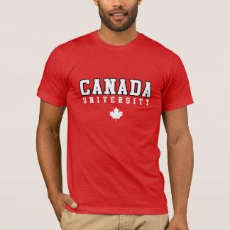カナダ大学 Tシャツ