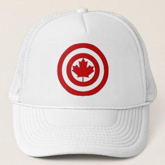 カナダ大尉の盾の記号 キャップ