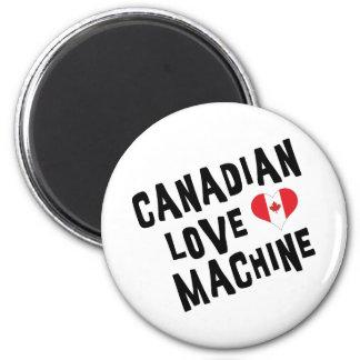 カナダ愛機械 マグネット