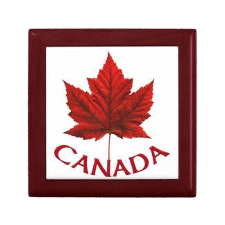 カナダ箱のカナダの記念品のギフトのジュエリーのカナダ箱 ギフトボックス