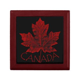 カナダ箱のカナダの記念品のジュエリーのカナダクールな箱 ギフトボックス