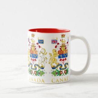 カナダ150th記念日の誕生祝い ツートーンマグカップ
