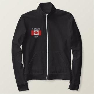 カナダ1867のフリーストラックジャケット 刺繍入りジャケット