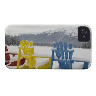カナダ、アルバータの碧玉、碧玉NP。 Fairmont Case-Mate iPhone 4 ケース