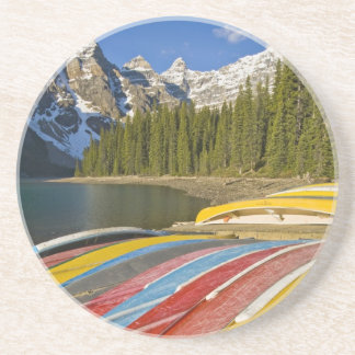 カナダ、アルバータ、バンフ国立公園、氷堆石 コースター