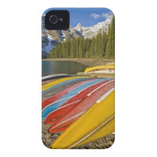 カナダ、アルバータ、バンフ国立公園、氷堆石 Case-Mate iPhone 4 ケース