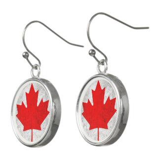 カナダ イヤリング