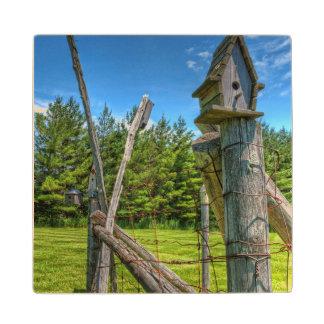 カナダ、オンタリオ、エリンの鳥の家 ウッドコースター