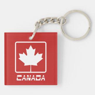 カナダ キーホルダー