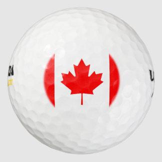 カナダ ゴルフボール