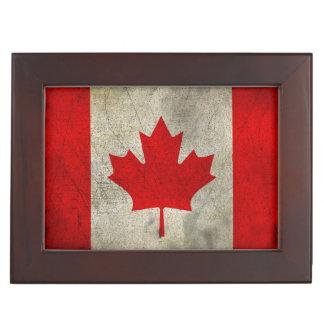 カナダ ジュエリーボックス