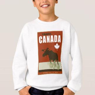 カナダ スウェットシャツ