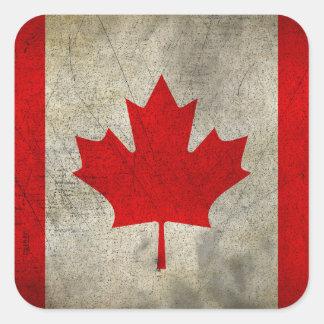 カナダ スクエアシール