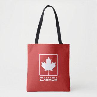 カナダ トートバッグ