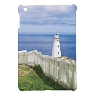 カナダ、ニューファウンドランドの岬のやりの国民2 iPad MINIケース