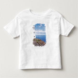 カナダ、ニューファウンドランドの岬のやりの国民 トドラーTシャツ