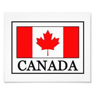カナダ フォトプリント