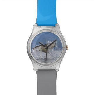 カナダ、ブリティッシュ・コロンビアのバンクーバー島、 腕時計