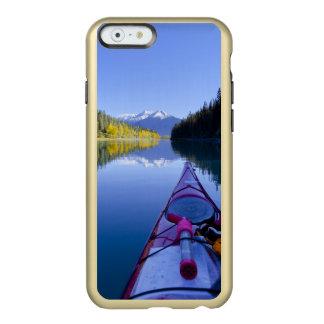 カナダ、ブリティッシュ・コロンビアのBowron湖 Incipio Feather Shine iPhone 6ケース