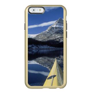カナダ、ブリティッシュ・コロンビア、Banff。 カヤックの弓 Incipio Feather Shine iPhone 6ケース