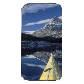 カナダ、ブリティッシュ・コロンビア、Banff。 カヤックの弓 Incipio Watson™ iPhone 6 ウォレットケース