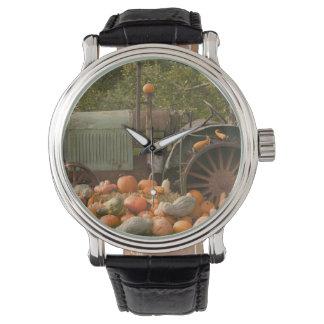 カナダ、ブリティッシュ・コロンビア、Keremeos。 秋/2 腕時計